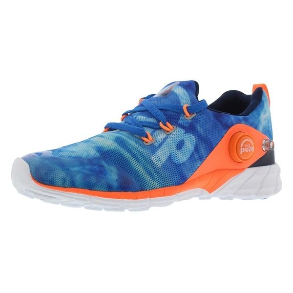 184f54a9143 Shop Reebok Zpump 2.0 Running Boy s Gradeschool Shoes - Free ...
