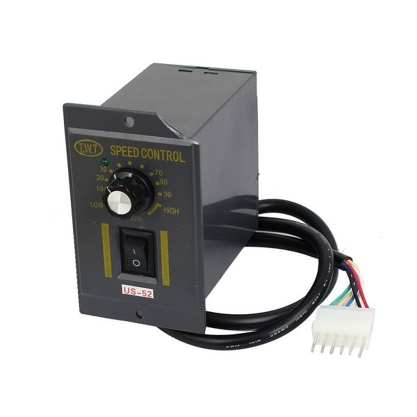 Shop US-52 AC 220V 50Hz 200W Electrical DC Motor Speed Control ...