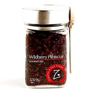 Zhena's Gypsy Tea Wildberry Hibiscus Loose Leaf Tea 2.0 oz each (1 Item Per Order)