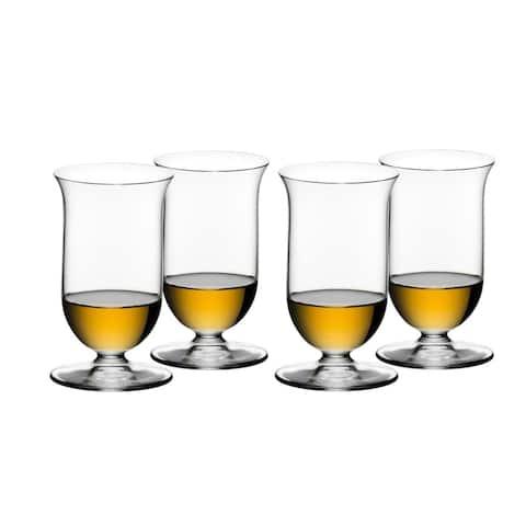 Riedel Vinum Single Malt Whiskey Glass (Set of 4)