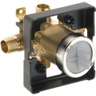 Delta R10000-UNWS Universal Mixing Rough-In Valve with Service Stops