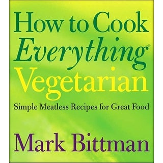 HIC 3873 How To Cook Everything Vegetarian