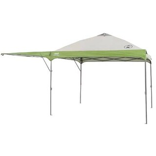 """""""Coleman 10 ft x 10 ft Single Swing-Wall Canopy Shelter"""""""