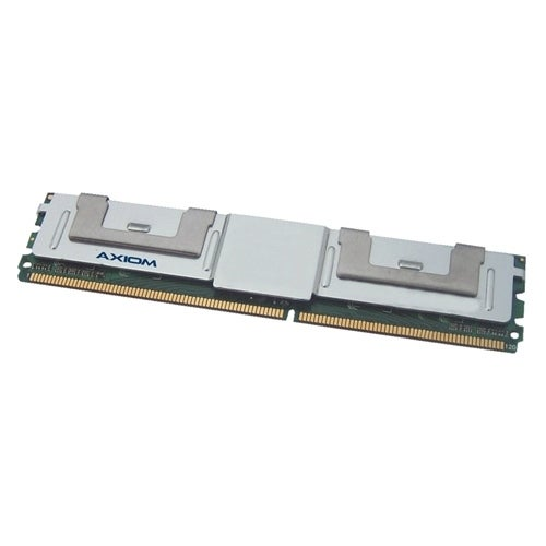 """Axion 46C7575-AX Axiom 8GB FBDIMM Module - 8 GB - DDR2 SDRAM - 667 MHz DDR2-667/PC2-5300 - 1.35 V - ECC - Fully Buffered -"