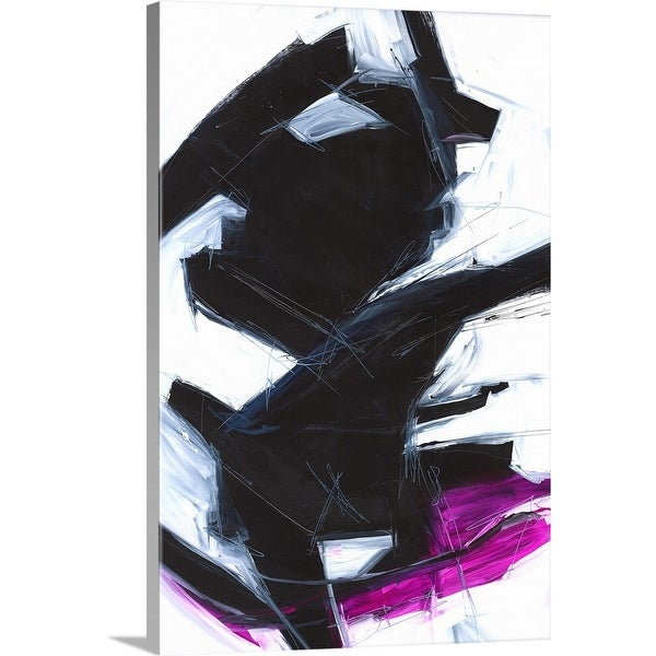 """Herd Mentality II"" Canvas Wall Art"