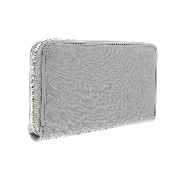 Versace EE3VOBPO2 E829 Grey Multifunction Wallet - 7.25-4-1.25