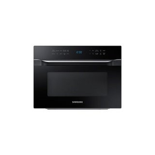 Samsung MC12J8035C 1.2 cu. ft. Counter Top Convection Microwave with Power Convection and PowerGrill Duo