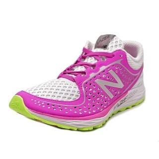 New Balance WBRE Round Toe Synthetic Running Shoe
