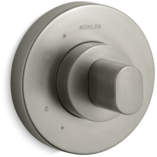 Kohler K-TS10057-9 Rite-Temp Pressure-Balancing Valve Trim from the Oblo Collection
