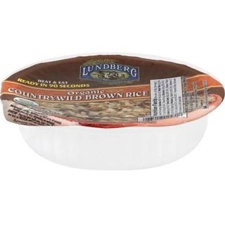Lundberg Family Farms - Heat & Eat Country Wild Rice Bowl ( 12 - 7.4 oz cups)