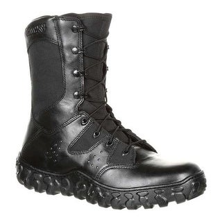 Rocky Men's S2V Predator Duty Boot RKC075 Black Leather/Synthetic