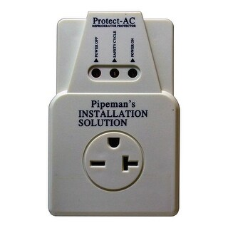 Nippon Surge Protector 220v 3600 Watts for Air Conditioners Freezers
