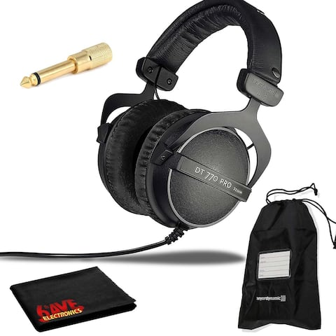 Beyerdynamic DT 770 Pro 32 ohm Professional Studio Headphones