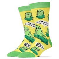 Big Dill Men's Crew Socks - Multi