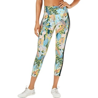 Link to Calvin Klein Performance Womens Athletic Leggings Fitness Running Similar Items in Athletic Clothing