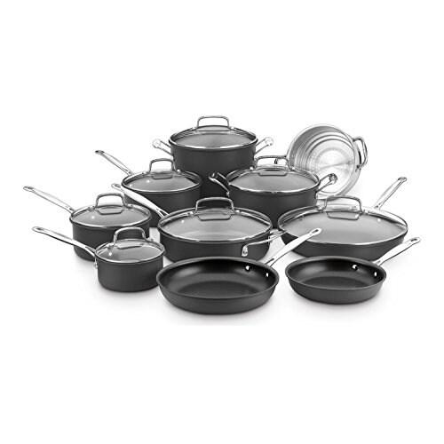 Cuisinart 17-Piece Cookware Set Cuisinart 17-Piece Cookware Set