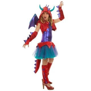 Tween Dragon Costume
