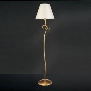 Mantra Lighting 3543 Paola 1 Light Floor Lamp
