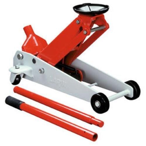 "Larin PTW1606 / 640181 Hydraulic Roller Jack, 5"" - 15-1/4"", 2 Ton"