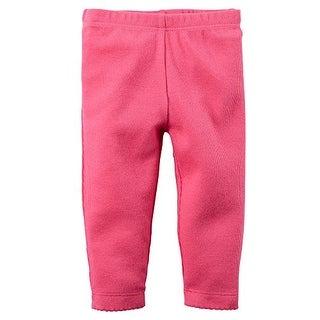 Carter's Baby Girls' Leggings - Pink - 3 Months