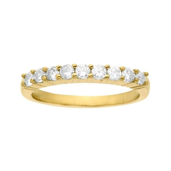 1/4 ct Diamond Ring in 14K Gold