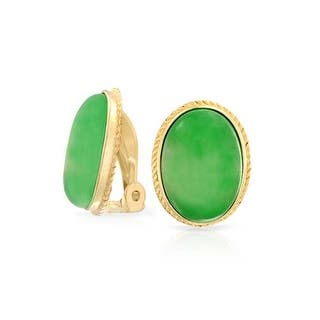 Bling Jewelry 925 Silver Dyed Green Jade Rope Clip On Earrings Alloy Clip|https://ak1.ostkcdn.com/images/products/is/images/direct/3d55a9b9ae17684d0acfe7767ff8a8079b768807/Bling-Jewelry-925-Silver-Dyed-Green-Jade-Rope-Clip-On-Earrings-Alloy-Clip.jpg?impolicy=medium