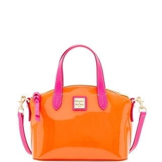 Dooney & Bourke Patent Ruby (Introduced by Dooney & Bourke at $158 in Jan 2016) - Clementine