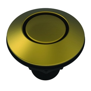 Newport Brass 111 Soft Touch Air Activated Disposer Switch from the East Linear