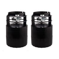 Moultrie MFG-13053 Pro Hunter Quick-Lock Feeder Kit with Programmable Digital Timer - (2-Pack)