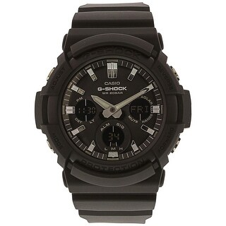 Casio G-Shock Tough Solar Men's Watch Black 55.1mm Resin/Aluminum Case