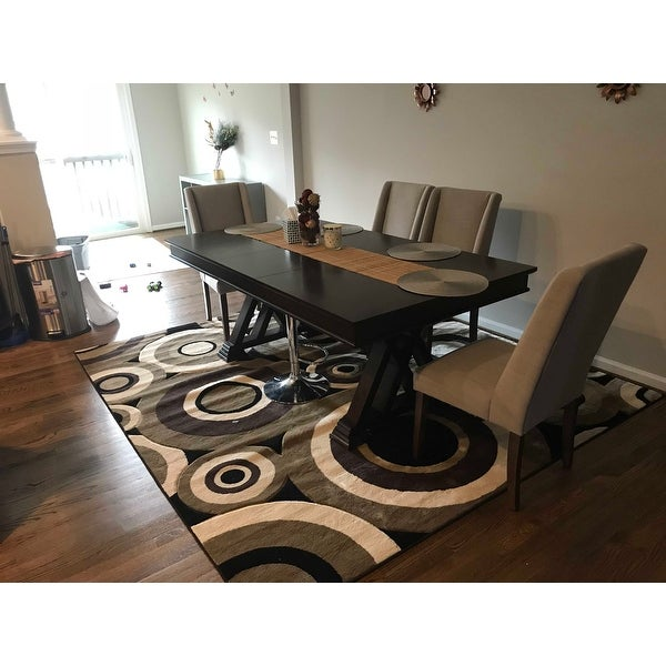 412c48bc1787 Shop Greyson Living Alston 78 inch Dining Table - Espresso - On Sale - Free  Shipping Today - Overstock - 10809355