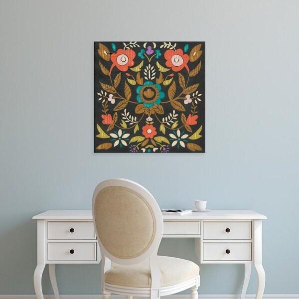 Easy Art Prints Chariklia Zarris's 'Jolene II' Premium Canvas Art