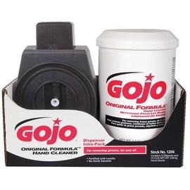 Go-Jo 1206-D1 Hand Cleaner Dispenser Kit, 4.5 lb