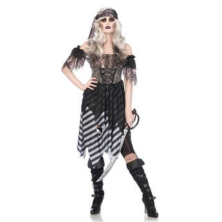 Ghost Pirate Costume, Hoty Pirate Costume