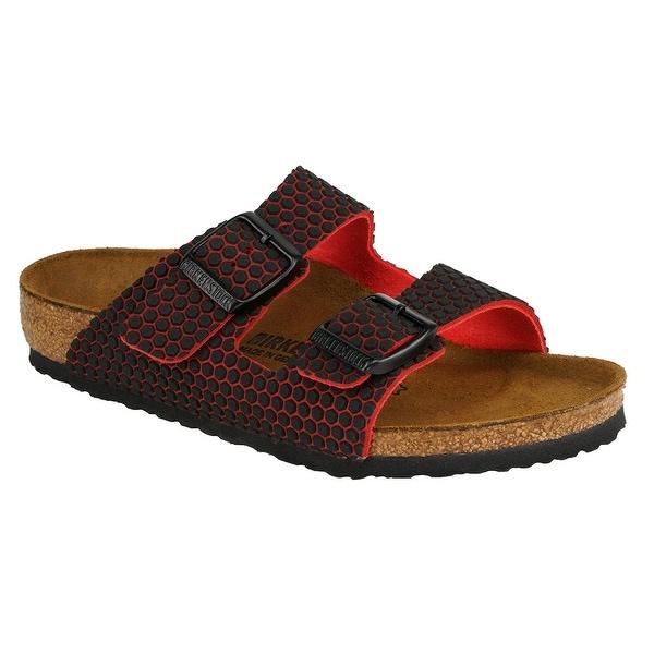 Shop Birkenstock Kid s Arizona Microfiber Sandals - On Sale - Free Shipping  On Orders Over  45 - Overstock - 24236856 4fce34416cf9