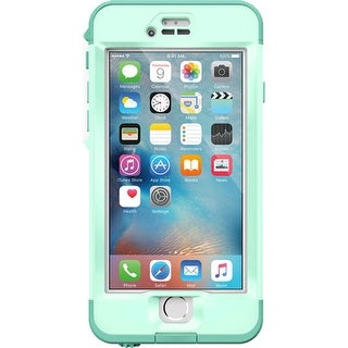 LifeProof Nuud WaterProof Case for Apple iPhone 6s Plus - Undertow (Aqua Sail Bl