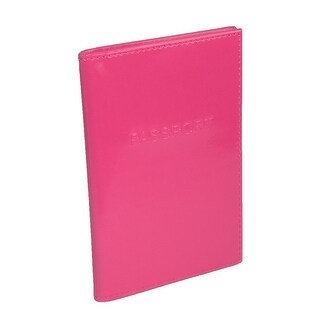 Buxton Synthetic RFID Protection Travel Passport Cover