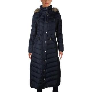 MICHAEL Michael Kors Womens Puffer Coat Outerwear Down