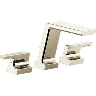Delta T2799 Pivotal Deck Mounted Roman Tub Faucet Trim with Metal Lever Handles