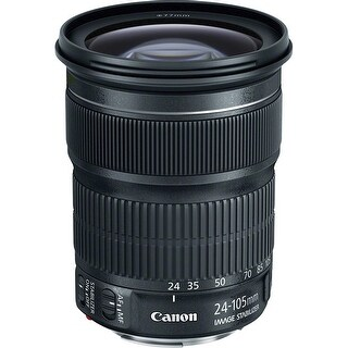 Canon EF 24-105mm f/3.5-5.6 IS STM Lens (International Model)