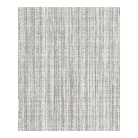 Audrey Taupe Stripe Texture Wallpaper - 21 x 396 x 0.025