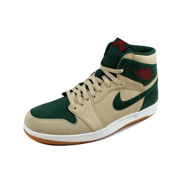 e166526828df Shop Nike Men s Air Jordan 1 High The Return Sand Dune University ...