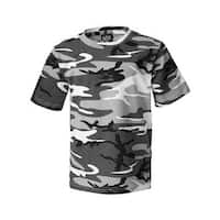 Adult Camo Tee - Urban Woodland - M