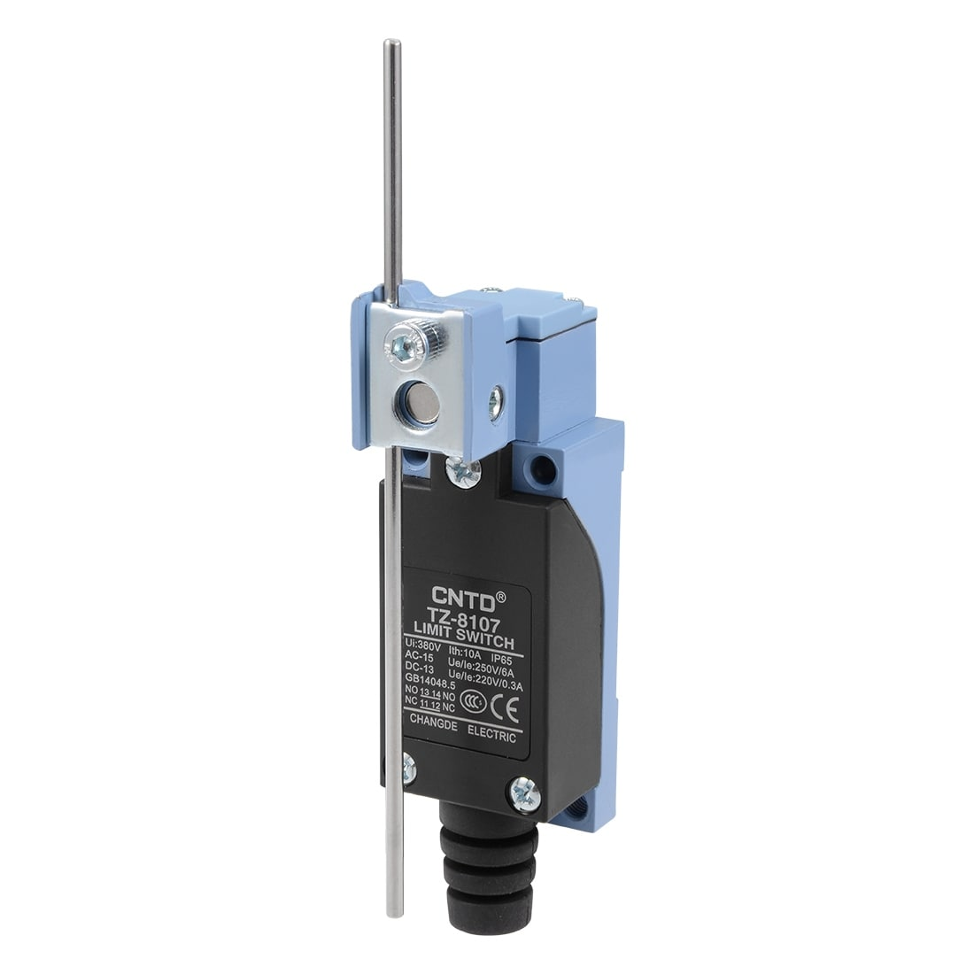 Mirror Reflection Dc 5 Wire Nc Photoelectric Switch Home Improvement