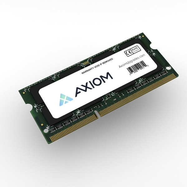Axiom AXG27593235/2 Axiom 8GB Kit (2 x 4GB) TAA Compliant - 8 GB (2 x 4 GB) - DDR3 SDRAM - 1333 MHz DDR3-1333/PC3-10600 -