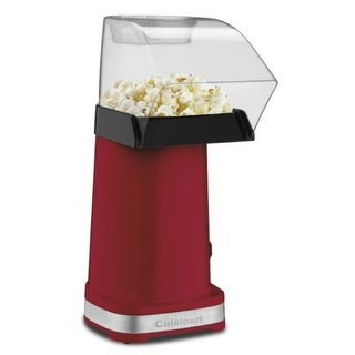 Refurbished Cuisinart Popcorn Maker Easypop Hot Air Popcorn Maker Red