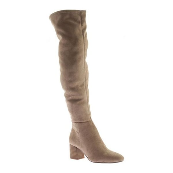 9c741737043 Vince Camuto Women  x27 s Kantha Over The Knee Boot Foxy Stretch Microsuede