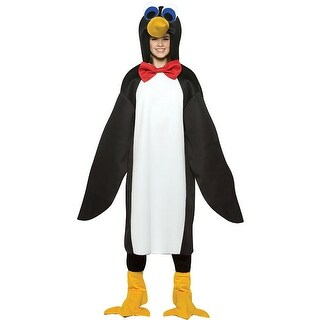 Rasta Imposta Lightweight Penguin Teen Costume - Solid
