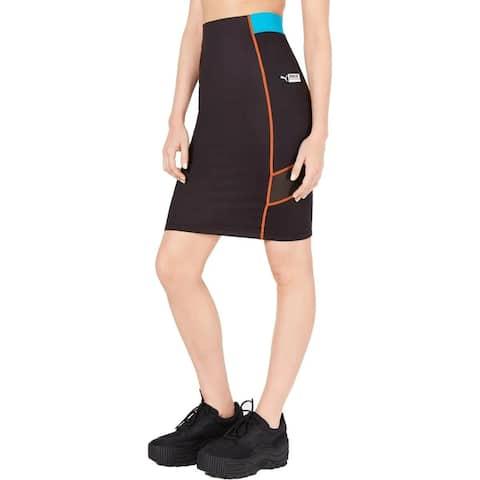 Puma Women's Trail Blazer Skirt Black Size Small
