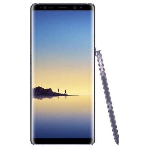 3797fb64 Samsung Galaxy Note8 N950U 64GB Unlocked GSM LTE Android Phone - (Certified  Refurbished)